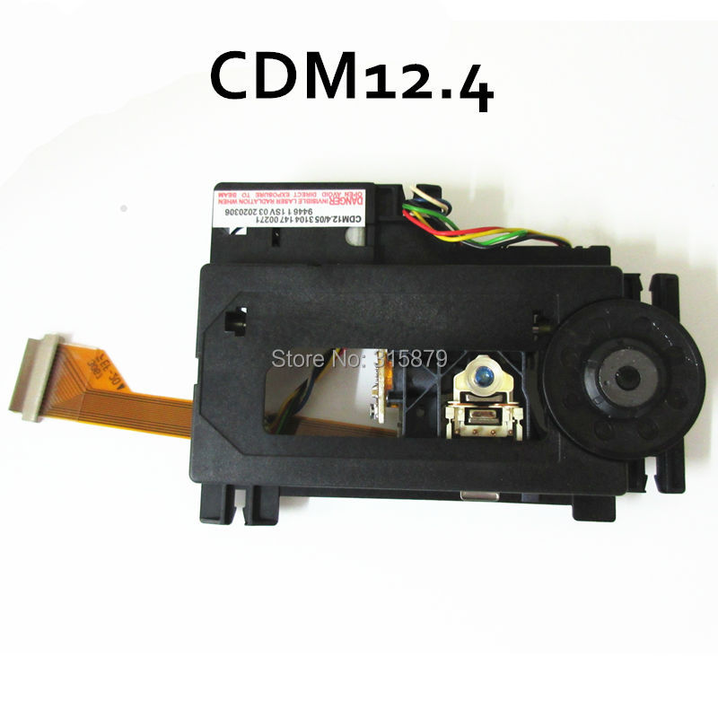 Pickup origjinal CDM-12.4 CD me lazer optik me mekanizëm CDM12.4 - Audio dhe video portative - Foto 1
