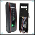 IP65 Waterproof and Dustproof ZK Teco TF1700 Outdoor Fingerprint Attendance Keypad Access Controller ZK Software