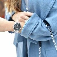 RENOS женские часы в коробке простые кварцевые наручные часы модные повседневные любовники Пара часы женские Бесплатная доставка Оптовая про...