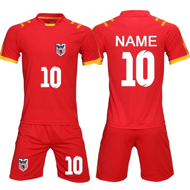 Detail Feedback Questions about 2018 2019 New Season Kids Adult Soccer  Jerseys Sets Customize boys Men football jersey uniforms youth Short Sleeved  ... 17129c5a0
