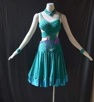 KAKA L1561,New Women Dance Wear,Girls Fringe Latin Dress,Salsa Dress Tango Samba Rumba Chacha Dress,Dance Latin dress
