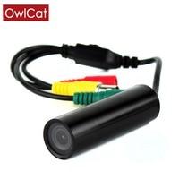 OwlCat Super Mini CCTV AHD Camera 1080P HD Bullet External Waterproof Outdoor Day Night IR Video Surveillance Security Camera