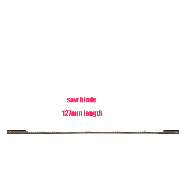 100PCS Dental Lab Technician Product Long Saw Blade <font><b>127mm</b></font> for cutting plaster on model work image