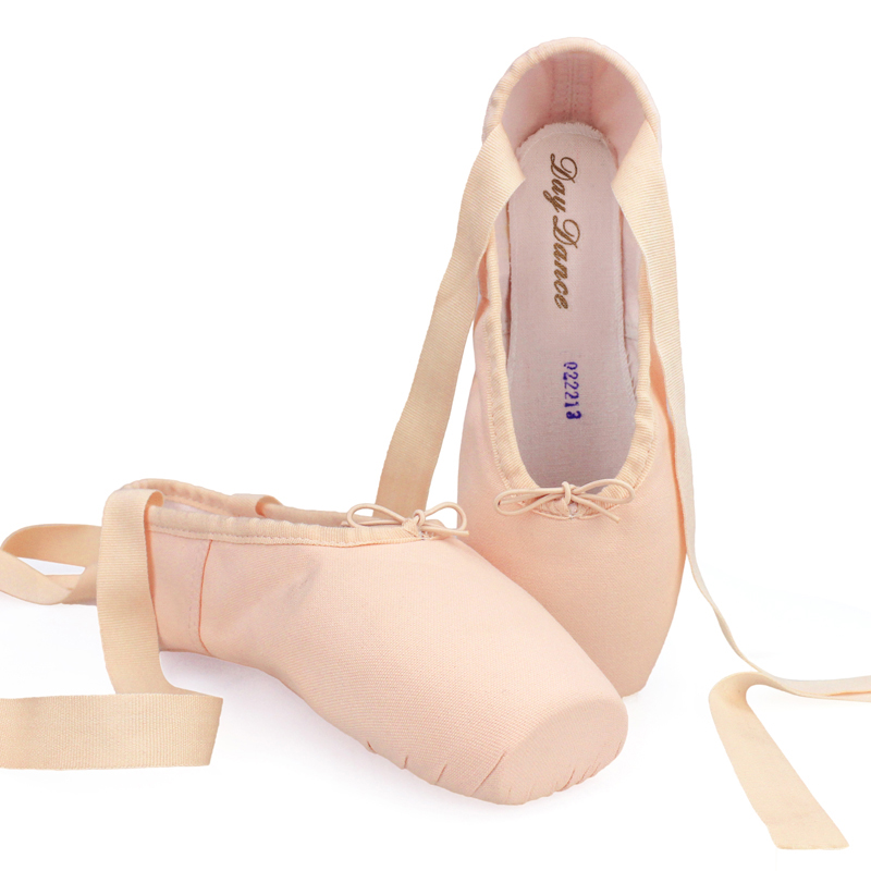 Girls Ladies Canvas Ballet Pointe Shoes Adult Women Dance Ballet Shoes Professional афанасьева о михеева и english student s book английский язык vi класс учебник комплект из 2 книг