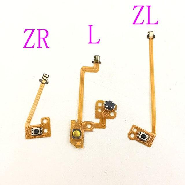 10PCS For Nintendo Switch Keys Buttons Trigger SL SR ZR ZL L Joycon Gamepad Controller