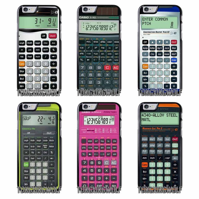 Access the scientific calculator if auto-rotate is disabled