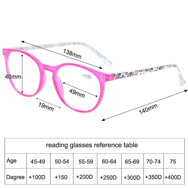 Kacamata Baca Kualitas Busana Musim Semi Engsel Pria dan Wanita - Aksesori pakaian - Foto 5