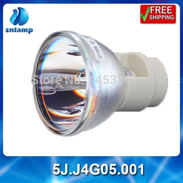 120 days warranty Original projector lamp bub 5J.J4G05.001 for W1100 W1200 original projector bulb 5j j4g05 001 lamp for benq w1100 w1200 180days warranty osram lamp