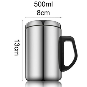 1pc 350ml/500ml Stainless Stee