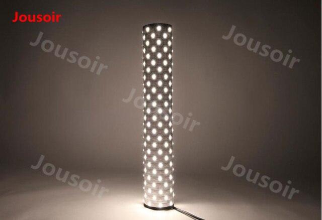 FalconEye 150W Film deux lampe kit vidéo Photo lumière Portable LED lumière Braodcast Flexible LED lumière RX-24TDX * 2 CD50 T06