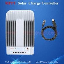 Лучшая цена mppt контроллер 150 v, 12 v 24 v Авто 30a tracer3215bn Солнечный контроллер заряда