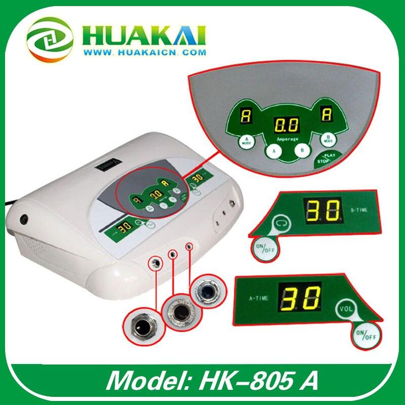 ion cleanse dual detox cell spa machine HK-805A the highest dual detox cell spa machine