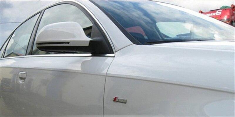 high quality 3D Metal Car S-line Sticker at stkcar.com accessories