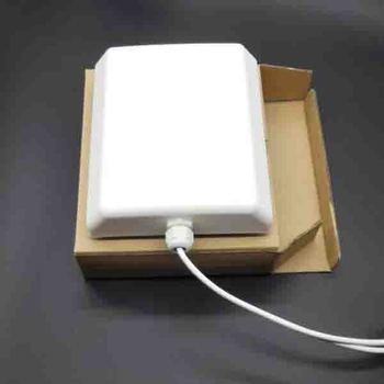 Mimo 3G 4G LTE antena mimo antena 4G LTE al aire libre 2 * Sma macho panel mimo al aire libre antena