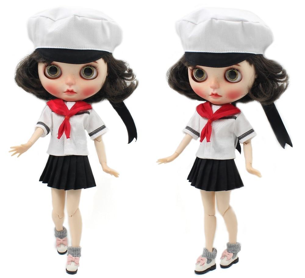Neo Blythe Doll Sailor Uniform 1
