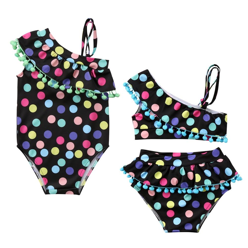 dziewczynka odzież letnie dziewczyny stroje kąpielowe odzież dla - Odzież dla niemowląt - Zdjęcie 1