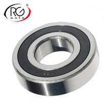 Angular-Contact-Ball Ac Compressor Clutch-Bearing NEW Pulley Auto 30BD5223DU Heater Stainless-Steel