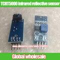 Novo rastreamento desvio de obstáculos módulo / sensor de rastreamento TCRT5000 sensor infravermelho reflexivo