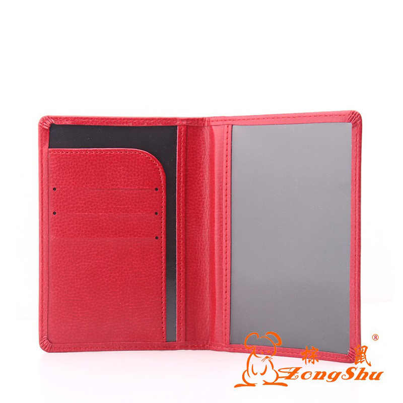 Personalized multifuction waterproof cute pu leather men passport covers  travel unique passport holders case (custom available)
