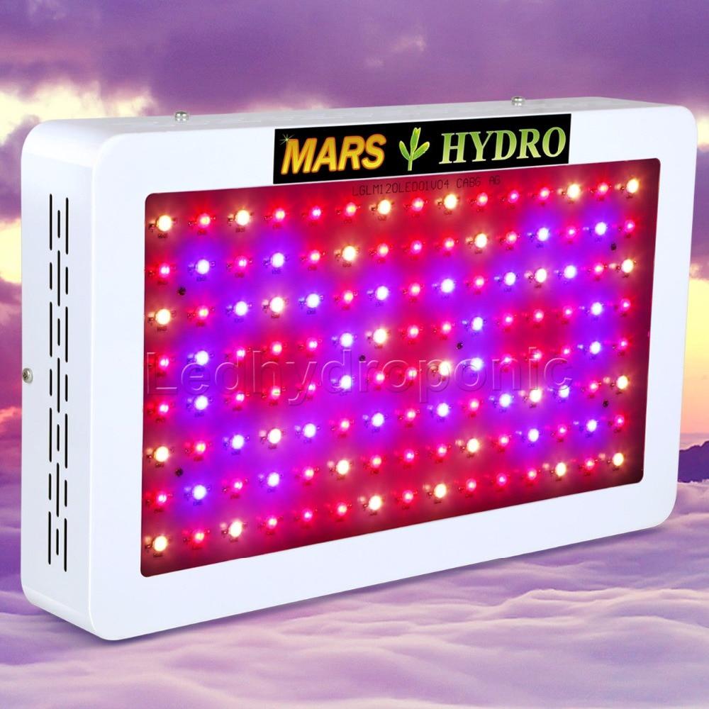 Марс 600 Вт светодиодный полный спектр светать гидропоники Системы для внутреннего сада ...