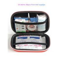 Чартер скорой помощи портативная простая версия небольшой аптечки первой помощи на дому ЕВА пакет  Лучший!