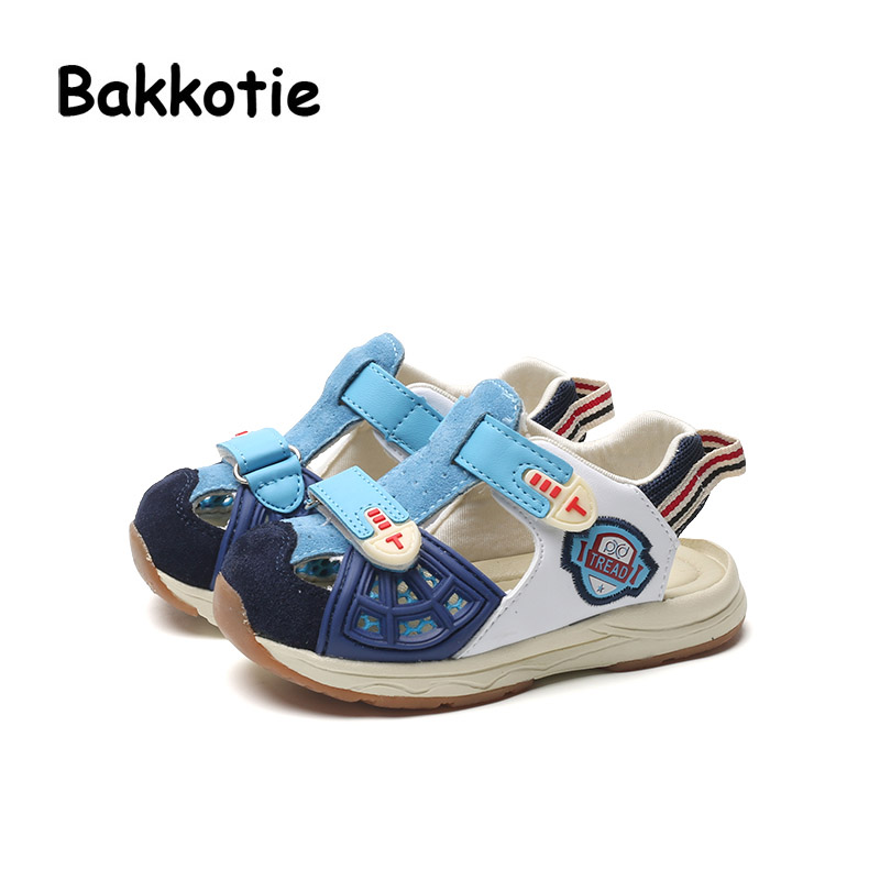 Bakkotie 2017 New Fashion Summer Baby Boy Casual Shoes