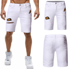 Male Shorts Multi Pocket Summer Loose Zipper Breeches Short
