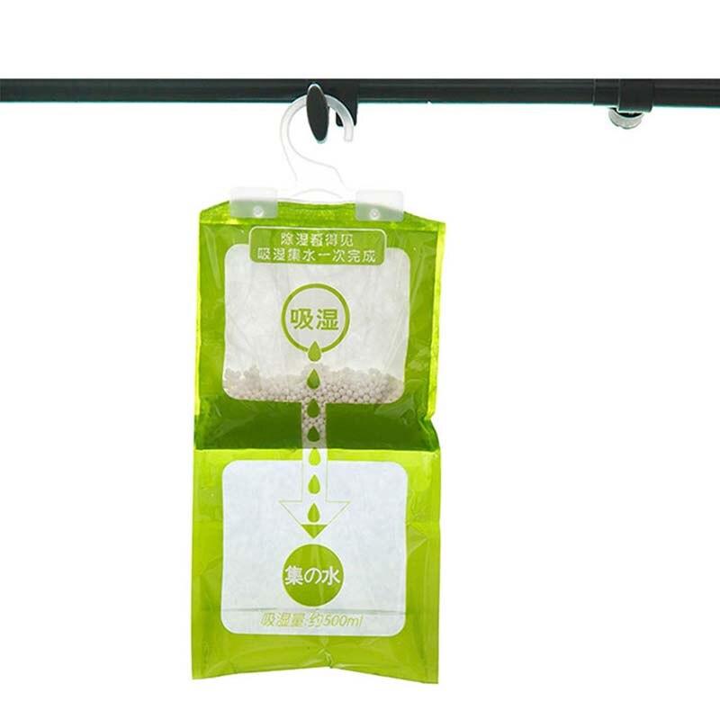 Hangable Wardrobe Moldproof Moisture Proof Dehumidification Bag Moisture Absorbing Bag