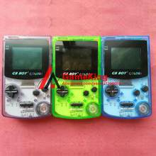 Kong Feng GB Boy Colour handheld Game console game player with backlight built-in 188 games(China)
