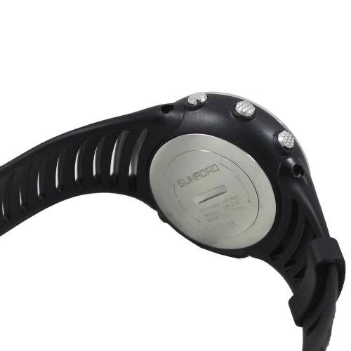 15% A Sunroad FR802A 5ATM altimètre étanche boussole chronomètre pêche baromètre podomètre Sports de plein air montre multifonction