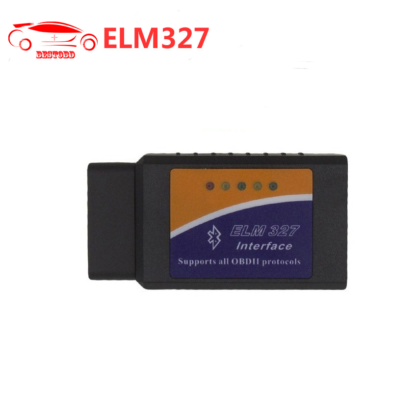 Prix pour V1.5 ELM327 Bluetooth/ELM 327 Wifi/ELM327 USB Supports en option OBD II Protocoles OBDII OBD2 Diagnostic Scanner