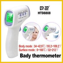 RZ IR infrared body font b thermometer b font font b digital b font non contact