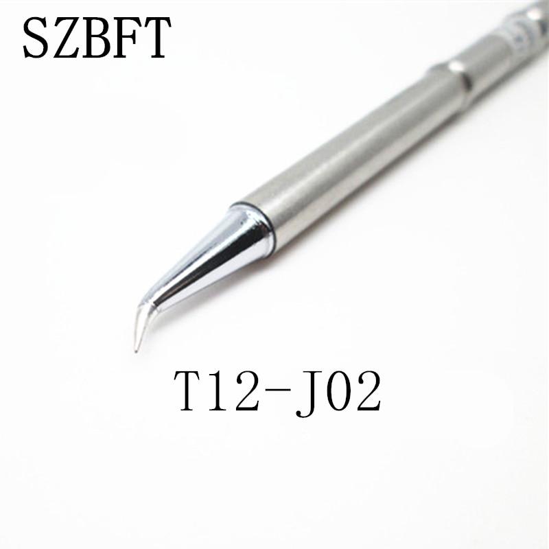 SZBFT T12-J02 BL C1 C4 C4Z CF4 D4 ect برای ایستگاه تعمیر کارگاه لحیم کاری Hakko برای حمل و نقل رایگان HKKO 951 FX-952