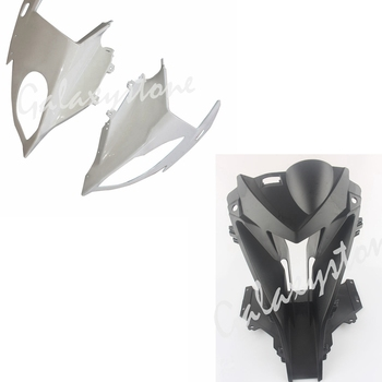 Unpainted Front nose Upper Cowl Fairing fit for BMW S1000RR 2015 2016 2017 S 1000RR