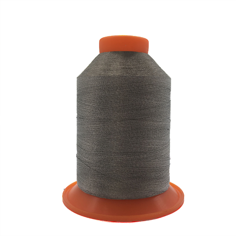 China manufacturer 280D conductive silver coated yarn thread for Anti Static Radiation protection clothingChina manufacturer 280D conductive silver coated yarn thread for Anti Static Radiation protection clothing