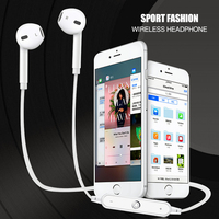 Fone Casque Bluetooth Sport Earphone Mini Wireless In Ear Earpiece Cordless Hands Kulakl K Cuffie Bluetooth