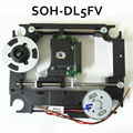 Original New DL5FV DL5 for SAMSUNG DVD Optical Pickup SOH-DL5FV with Mechanism CMS-S77
