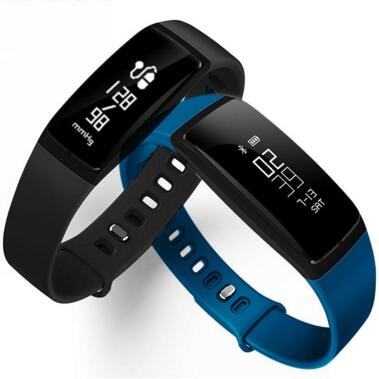 Smart Bracelet V07 Smart Wristband Pedometer Heart Rate Blood Pressure Smart band Fitness Bracelet Activity Tracker PK mi band 2