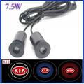 LED Door Warning Light With Kia Logo Projector For Kia rio sportage ceed rio k2 cerato sorento k3 k5 sportage accessories