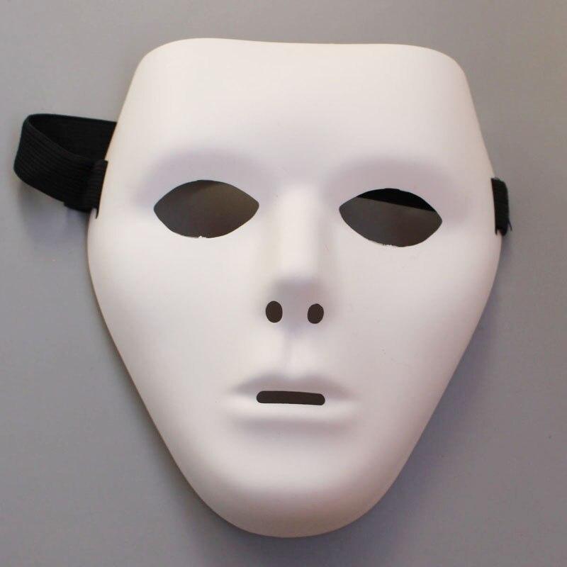 Face Mask Masquerade Dance Hip-hop Jabbawockeez Halloween Costume Accessory Gift