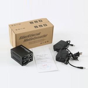 Image 5 - 1 double 1000Base 1.25G SC Netlink 20Km Fiber Optical media converter singlemode Simplex Optic RJ45 20KM Fiber Optic Transceiver