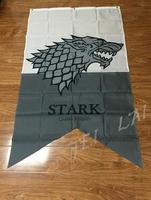 Game Of Thrones Stark Family Banner Flag 100D Digital Printing