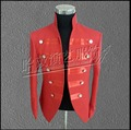 HOT ! Men's new Fashion sequined jacket Bar nightclub DJ DS presided singer stage costumes performing blazer coat