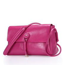 Genuine Leather Envelope Shoulder Flap Shoulder Bags Small Fashion Summer 2015 Women Messenger Bags
