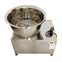Stainless Steel Dough Kneading Machine Commercial Dough Machine Automatic Dough Mixer 30kg Dough Mixer Labor Saving