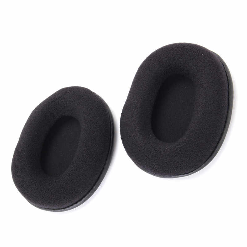 LEORY Velour Ear Pads Cushion for Audio technica for ATH M50 M50S M50X M40  M40S M40X Replacement Earpads