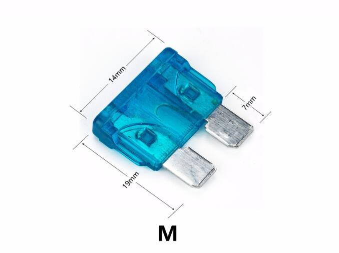 Acessório universal do fusível da caixa do