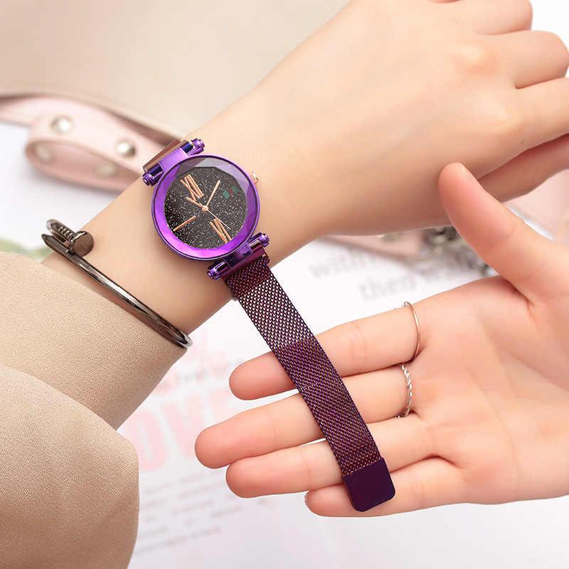 JBRL Роскошные знаменитые платья Наручные детские часики магнитный ремешок браслет Кварцевые часы Дети подростковые часы подарок для девочек