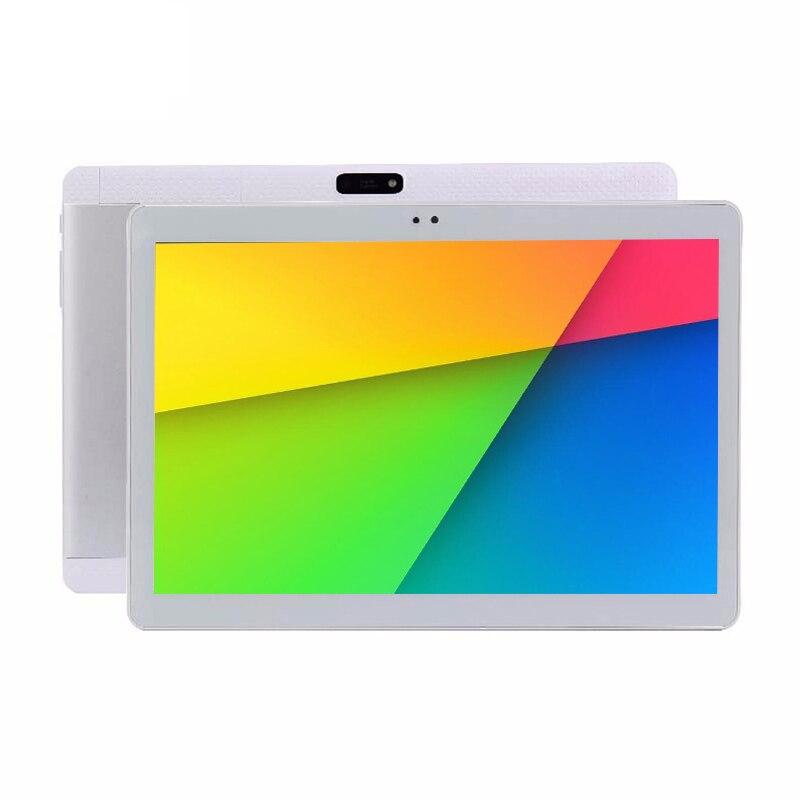 CARBAYTA 10.1 «Comprimés Google Android 7.0 10 Core 128 gb ROM 8MP Double SIM Carte 8MP 4g LTE tablet Pc GPS bluetooth téléphone MT6797