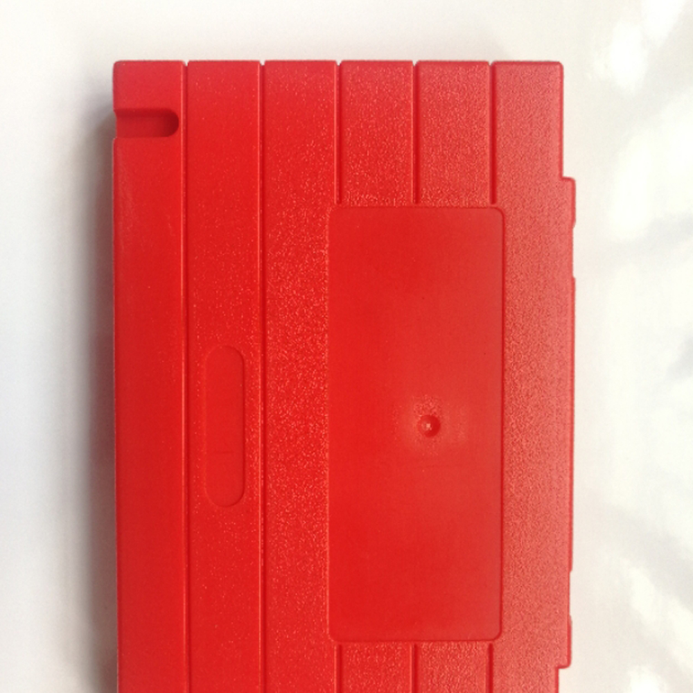 US version Game Cartridge Replacement Plastic Shell For S-N-E-S game Console 16 bit game card shell with Screws